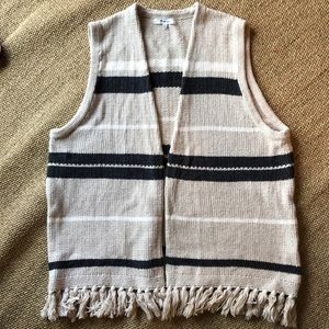 Madewell Sweater Vest Med/Large